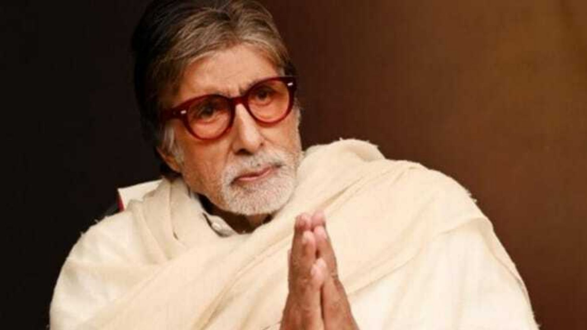 Amitabh Bachchan Wears The Same Suit Again But With This New Balenciaga Shoes