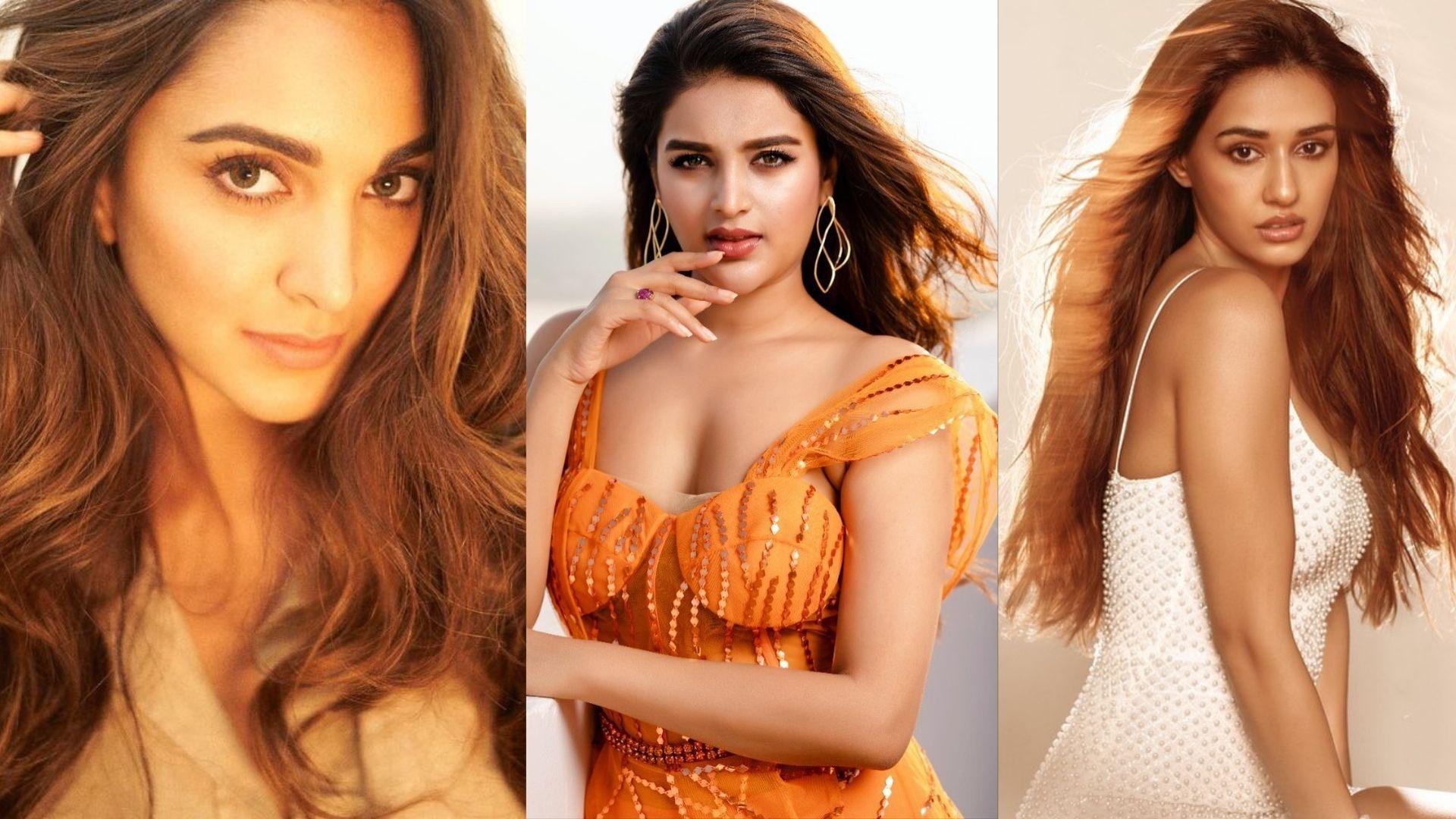 Kiara Advani To Nidhhi Agerwal To Disha Patani – Actresses Who Are Hailed As National Crush