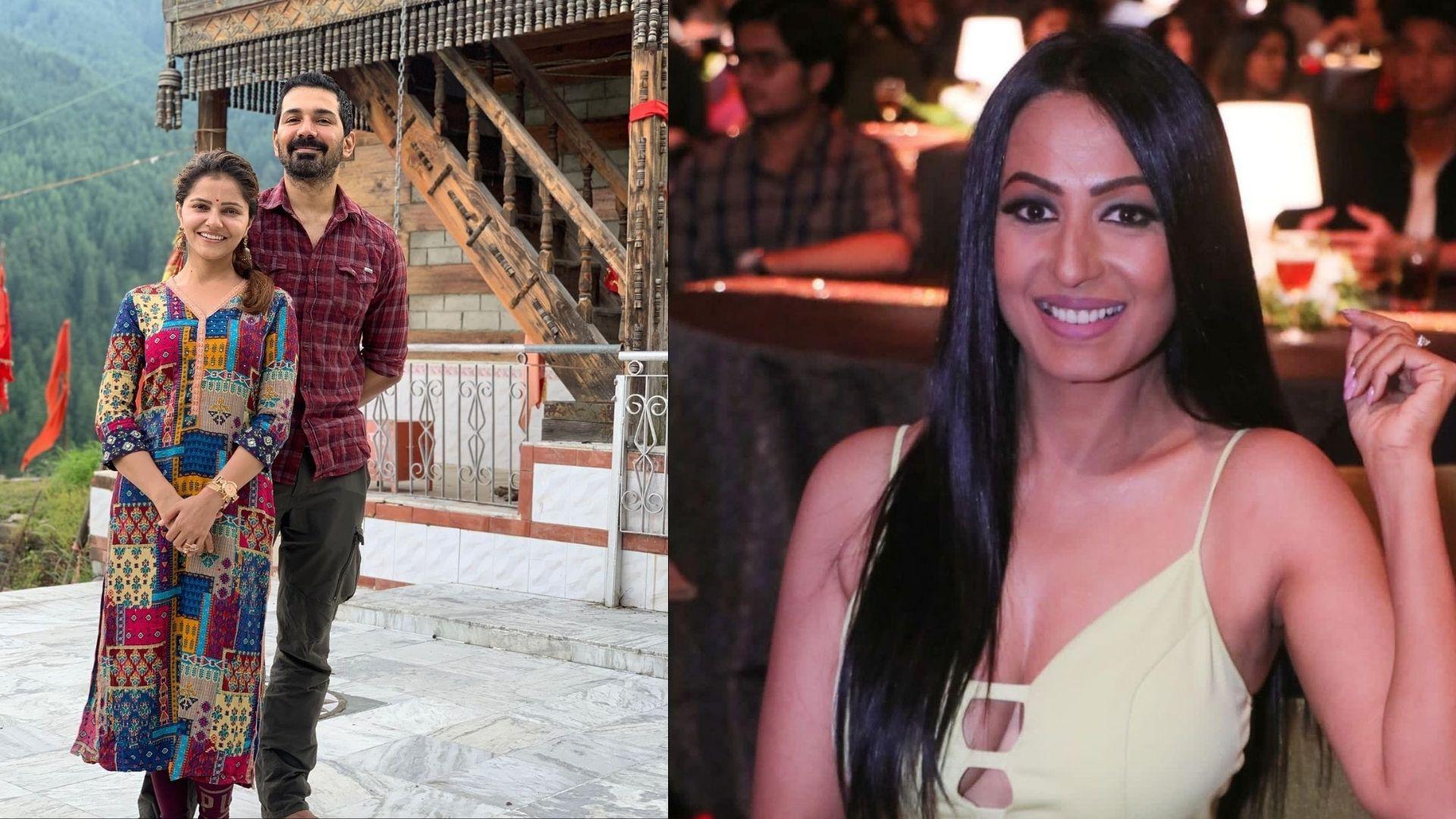 Bigg Boss 15: Kashmera Shah Takes A Dig At Rubina Dilaik And Abhinav Shukla For Eating Apples: Former BB Couple Hits Back With A Savage Replies