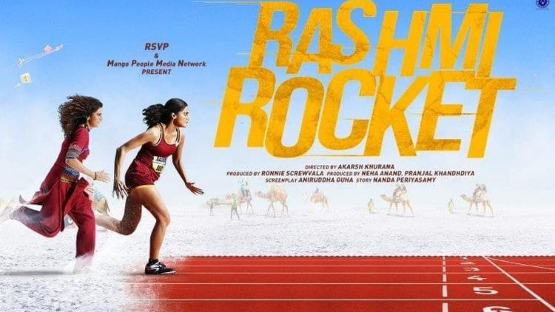 Rashmi Rocket Movie REVIEW: Taapsee Pannu's Rocket Takes A Flying Start And The Trajectory Is Perfect