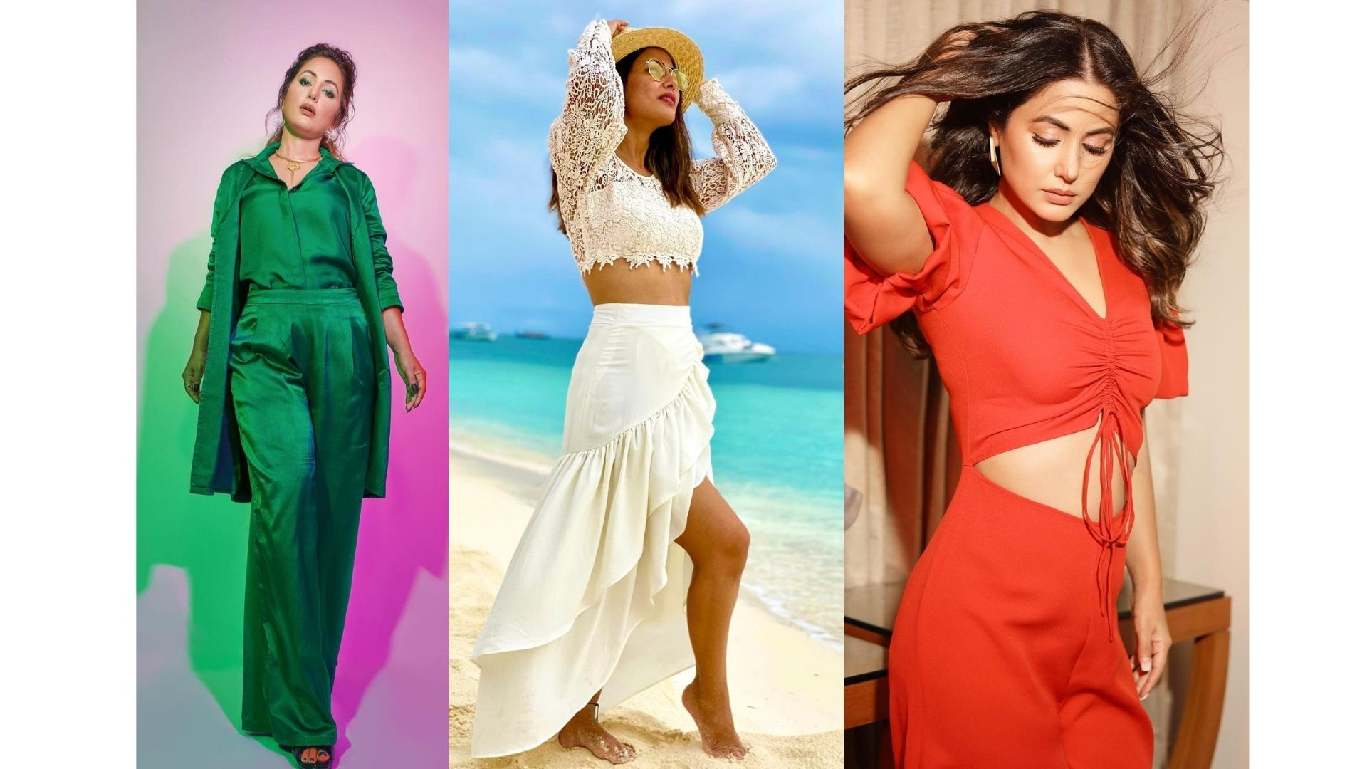 Hina Khan Birthday: Actress Breaks The Internet Yet Again With Her Gorgeous Pictures On Her Birthday