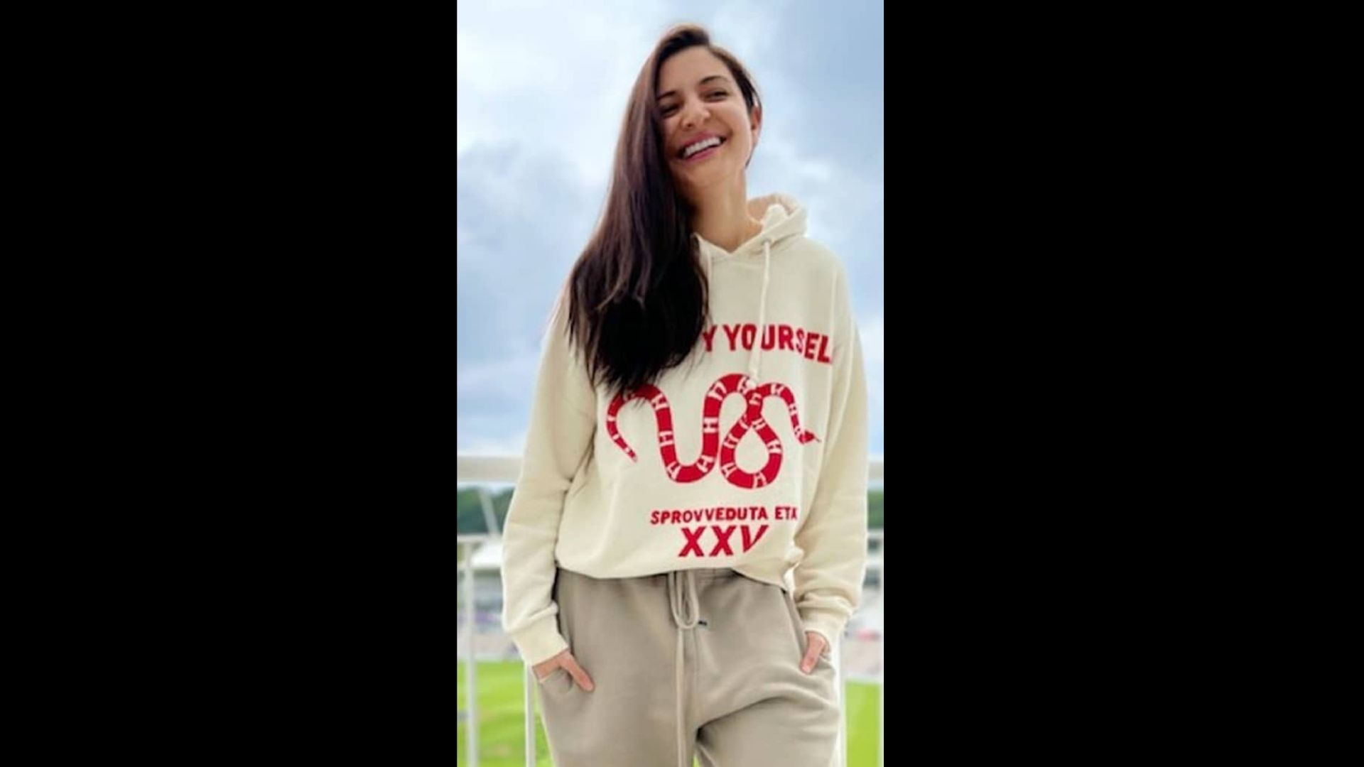 Anushka Sharma Sports A Pastel Colour Knitted Sweater That Even You Can Have In Your Wardrobe