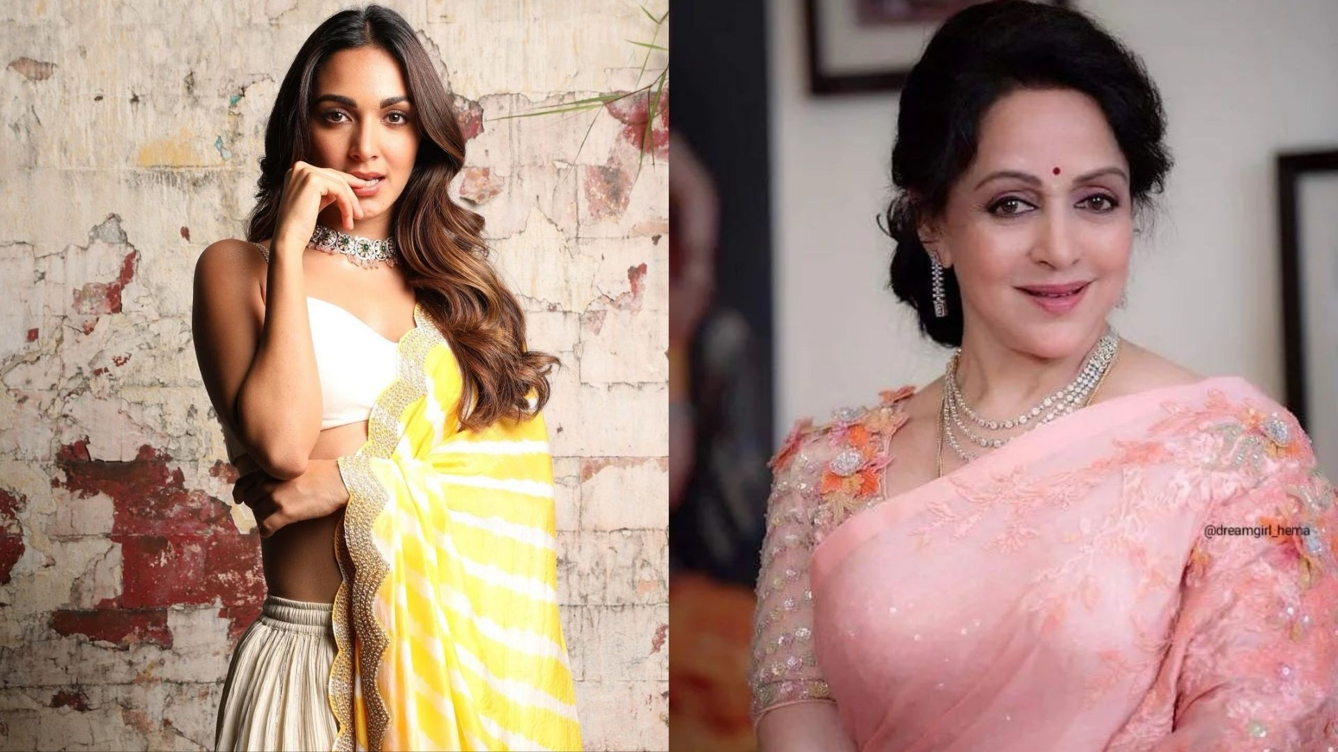 Kiara Advani Reacts On Being Compared To Hema Malini; Her Answer Will Leave You Awestruck