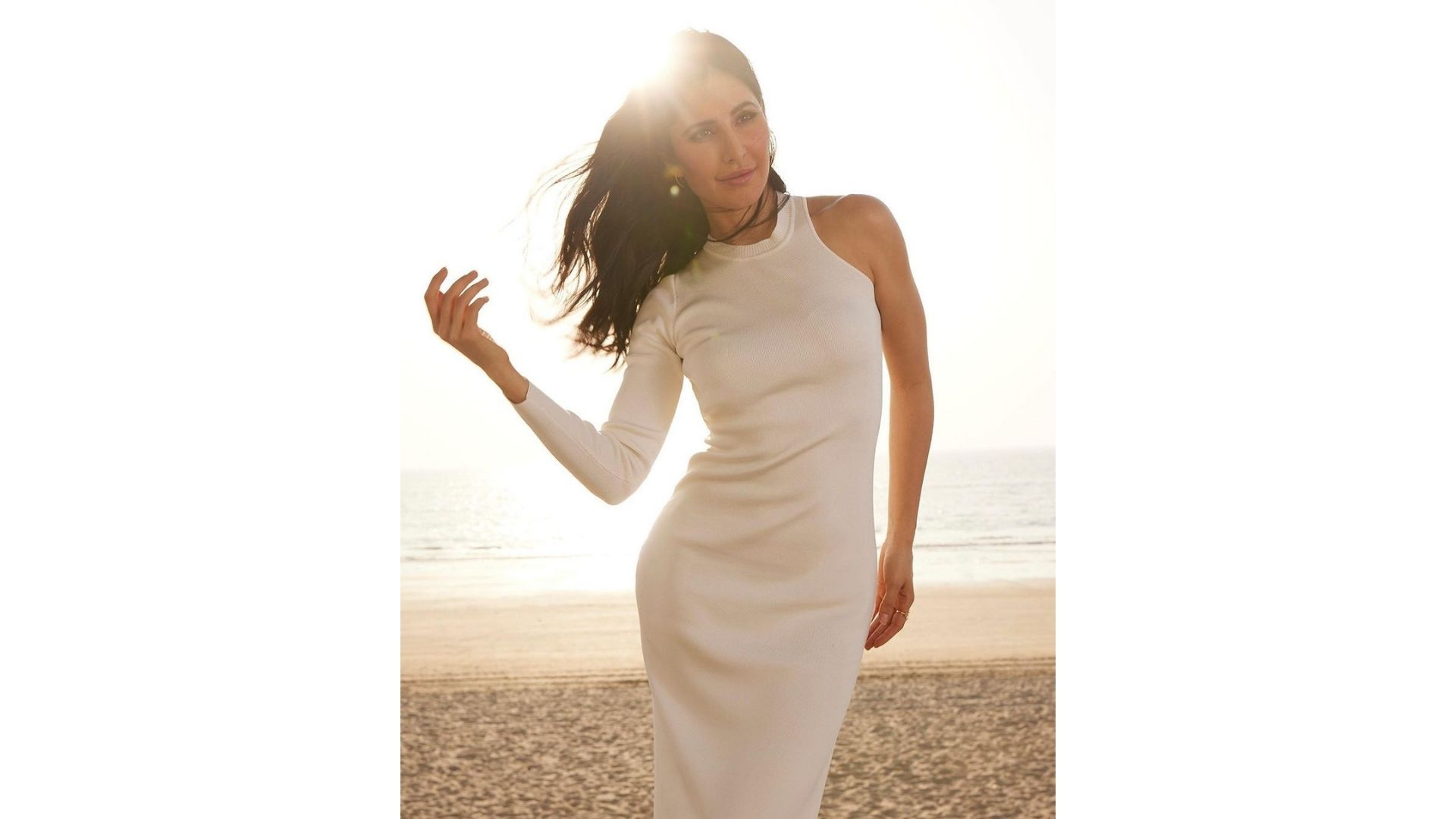 Katrina Kaif's Sunday Beach Post Has Left Her Fans Gushing Over Her Beauty- Pics Inside