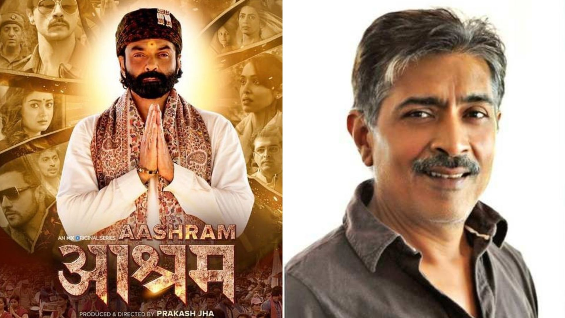 Bajrang Dal Activists Vandalise The Sets Of Bobby Deol's Upcoming Digital Show; Ink Thrown On Prakash Jha – REPORTS