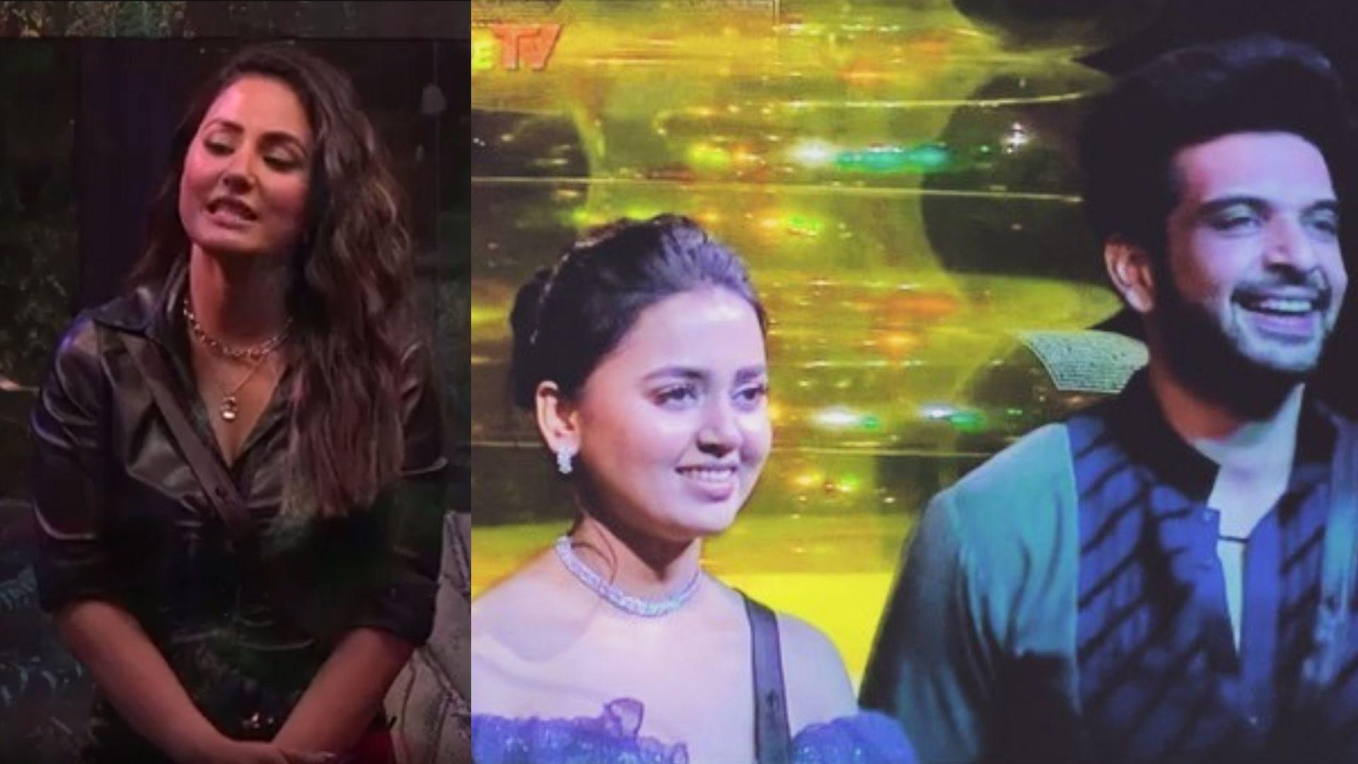 Bigg Boss 15: Hina Khan Calls Karan Kundrra And Tejasswi Prakash Her Favourite Contestants