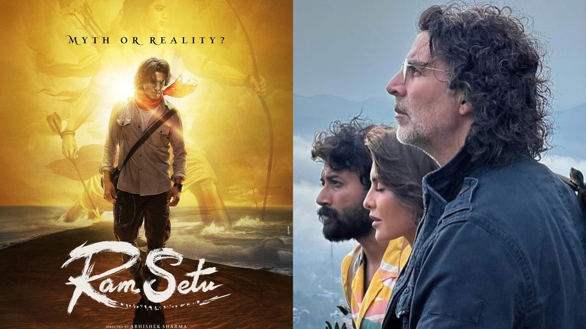 Ram Setu: Akshay Kumar And Jacqueline Fernandez Wrap Up Ooty Schedule Of Their Film And Share A Beautiful Picture Tagged With A Note