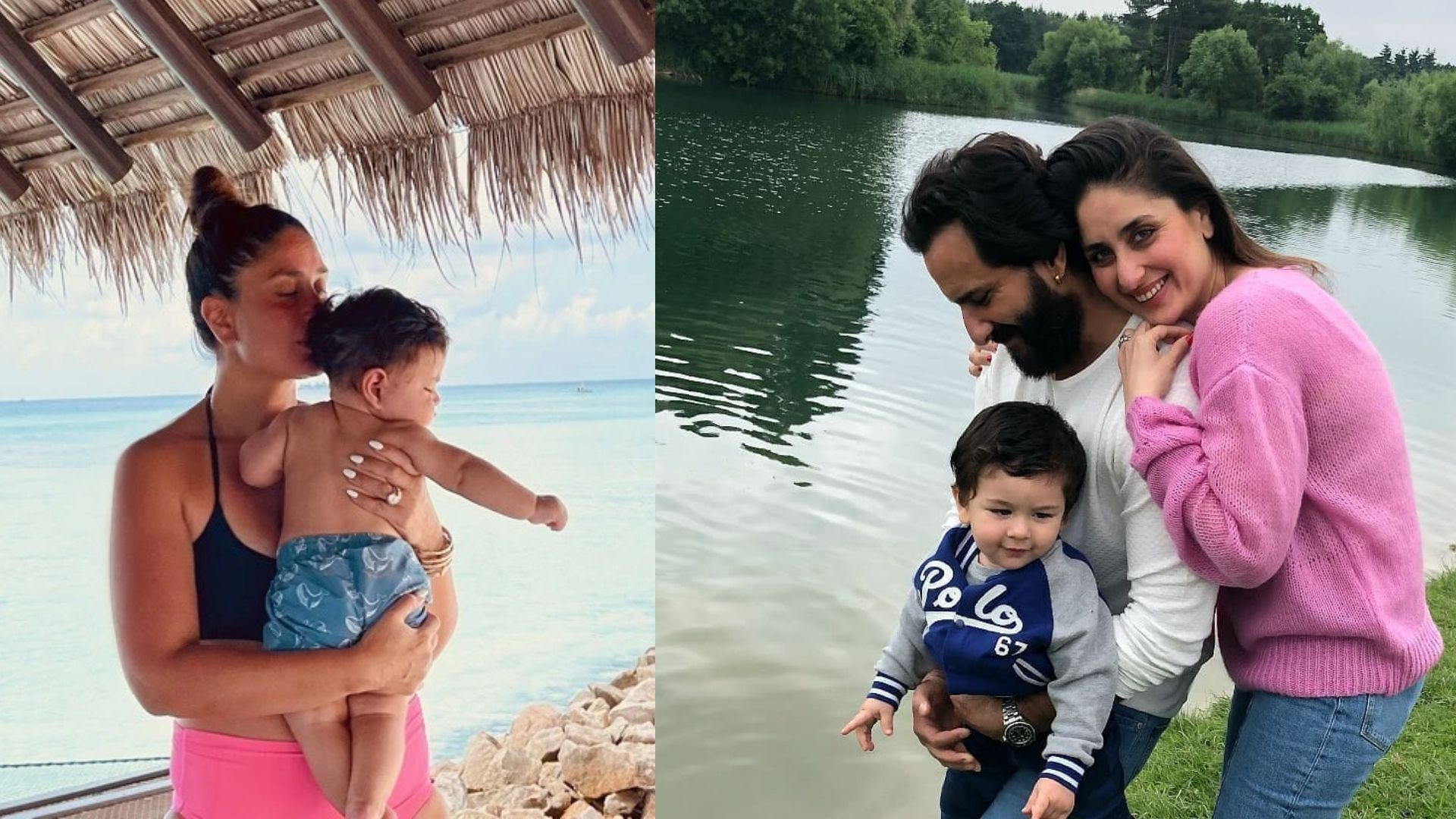 Saif Ali Khan Split Beans On The Changes In Taimur Post Jehangir's Birth; Reveals Tim Become More Responsible As An Elder Brother