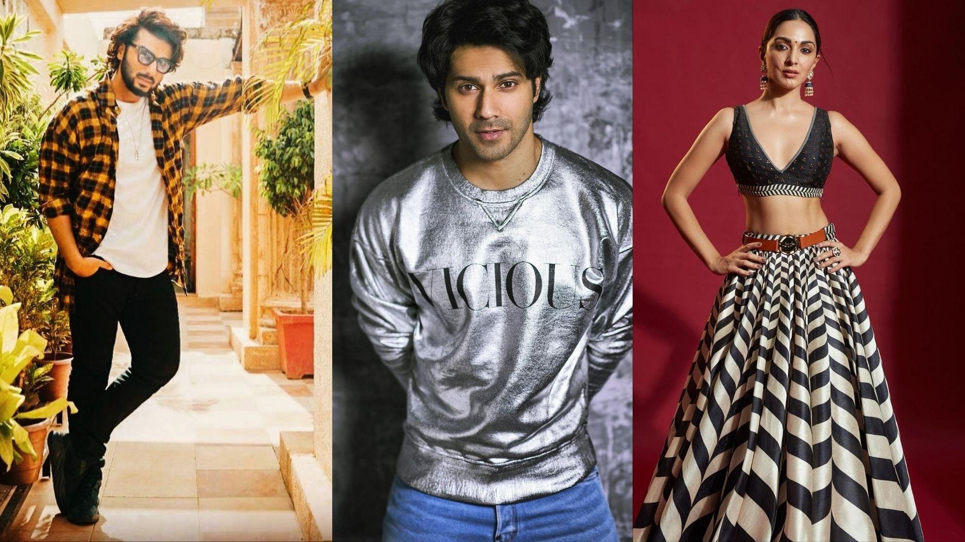 Arjun Kapoor And Kiara Advani's Comments On Varun Dhawan's 'Good Boy' Post Will Make You Go Gaga Over Their Bond