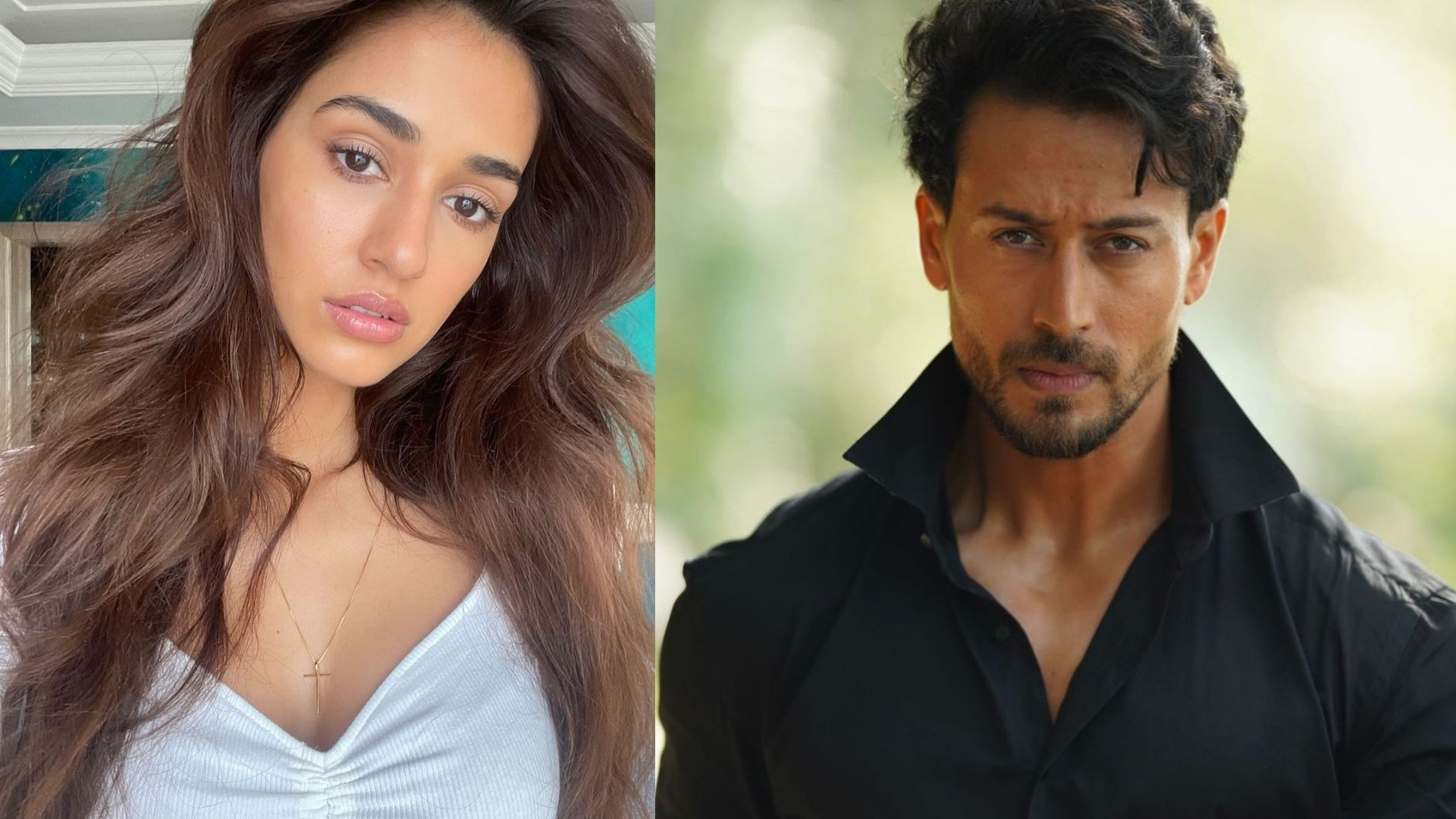 Disha Patani And Tiger Shroff's PDA Moments Will Make Your Hearts Flutter; Don't Miss