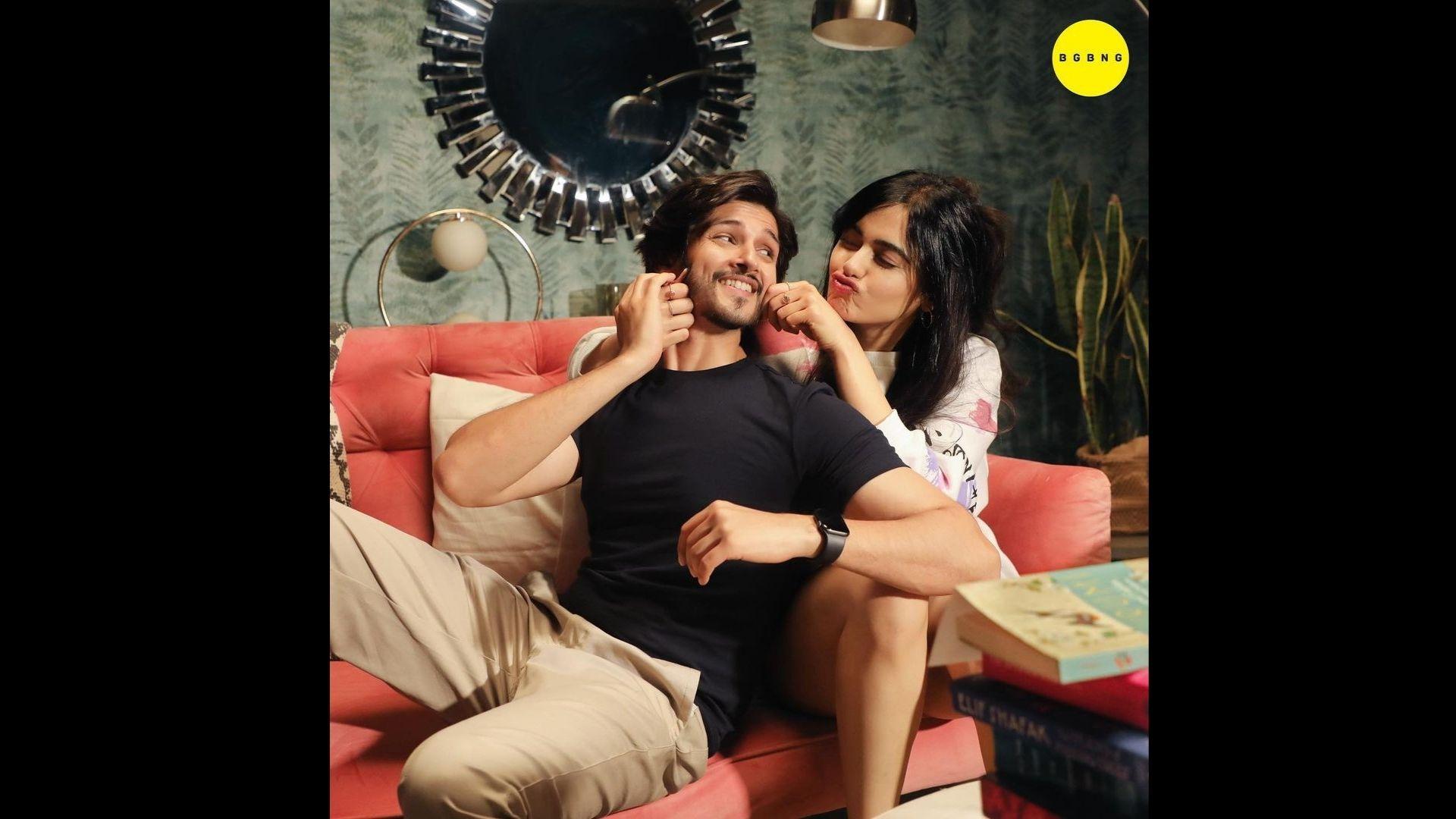 Sorry Sorry Poster: Adah Sharma And Rohan Mehra's New Love Track Feels Like Innocent Romance