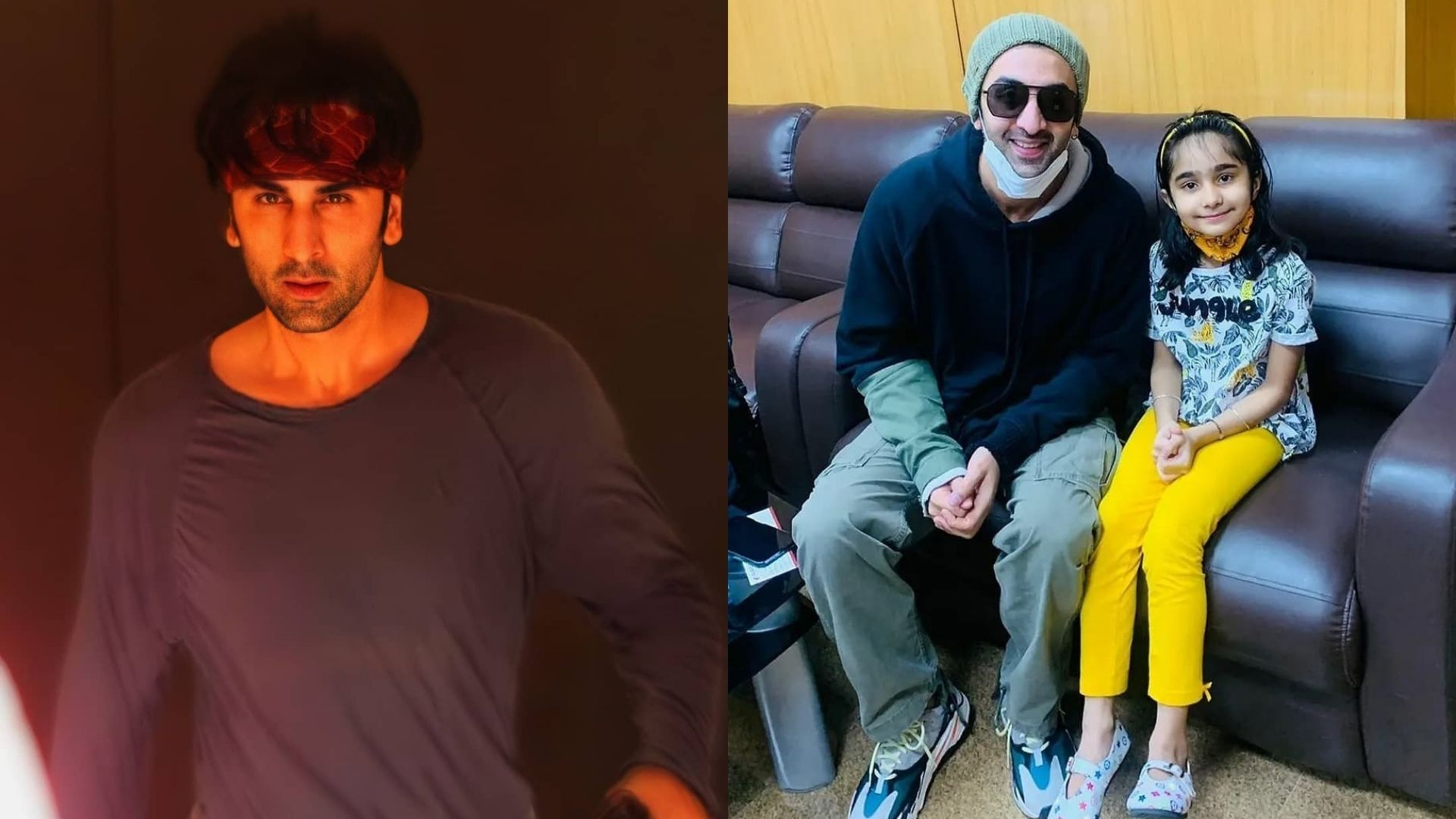 Ranbir Kapoor Happily Poses With Young Fans; Netizens Are All Hearts After Seeing Bollywood Chocolate Boy's Pictures