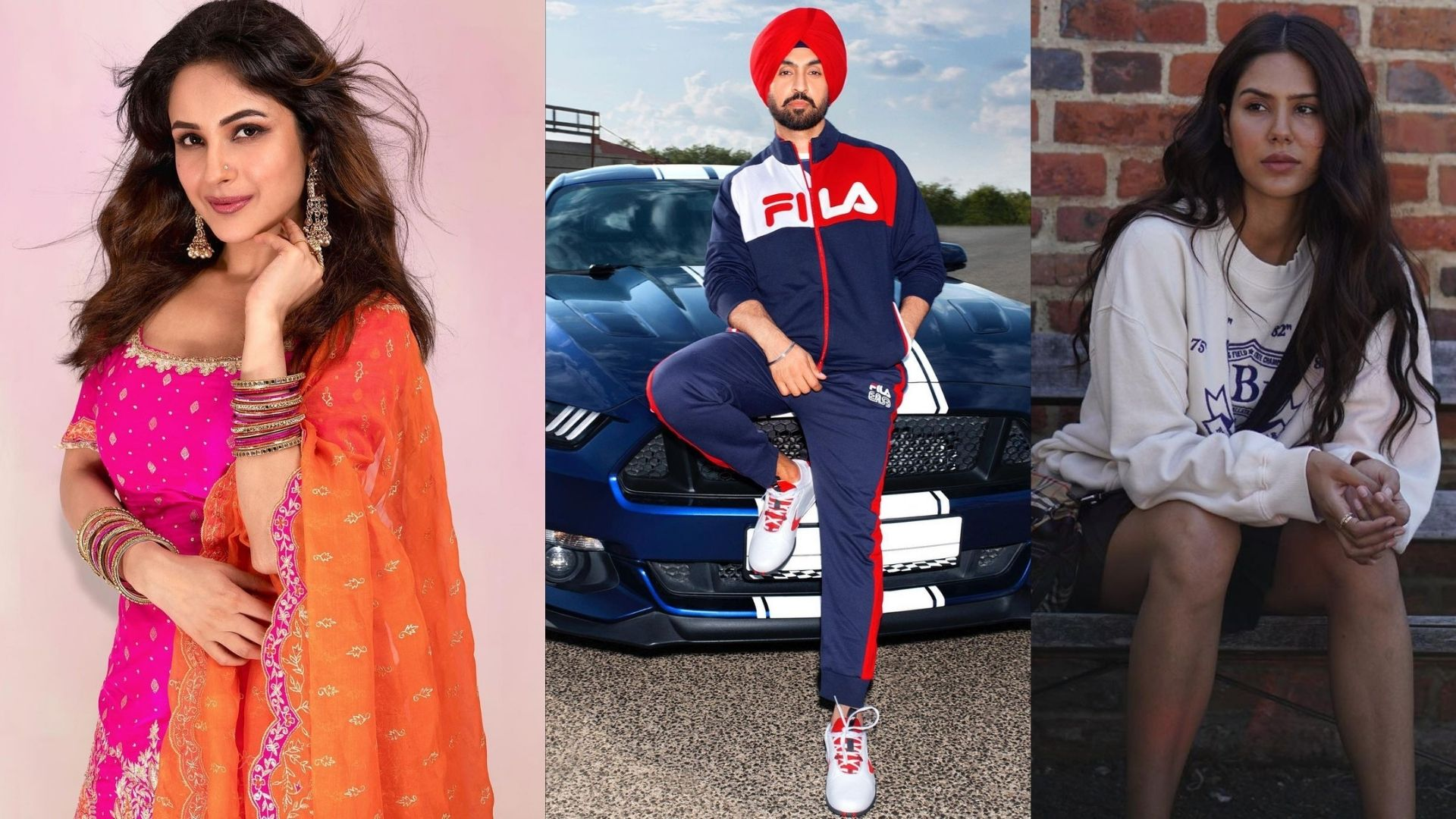 Honsla Rakh Lalkaare Song: Diljit Dosanjh, Shehnaaz Gill, Sonam Bajwa Grooving With Powerful Thumkas Will Make You Get Up From Your Seats And Dance
