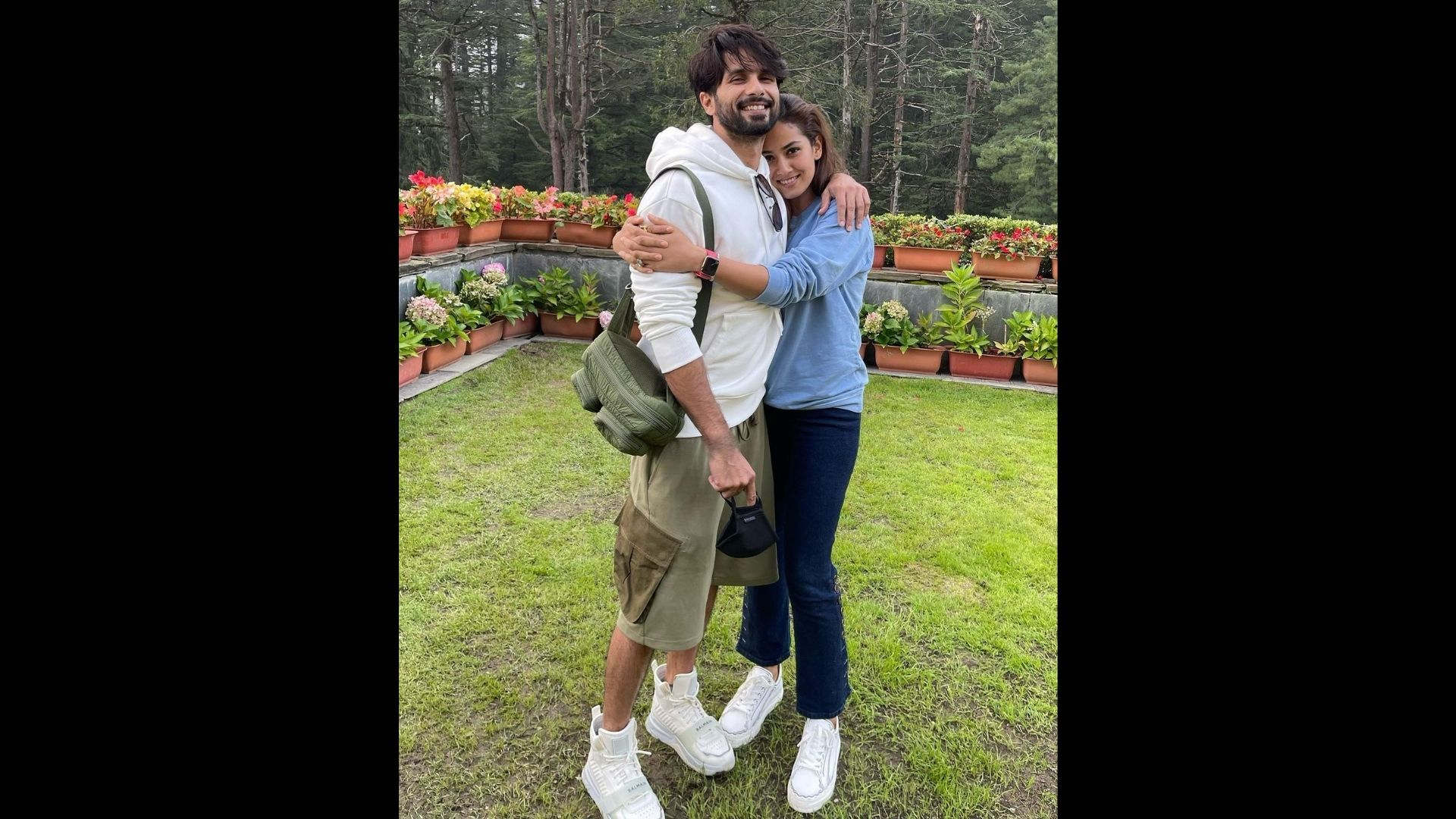 Shahid Kapoor And Mira Rajput Spend Gala Time In Maldives; See Photos And Videos From Their Tropical Vacation Here