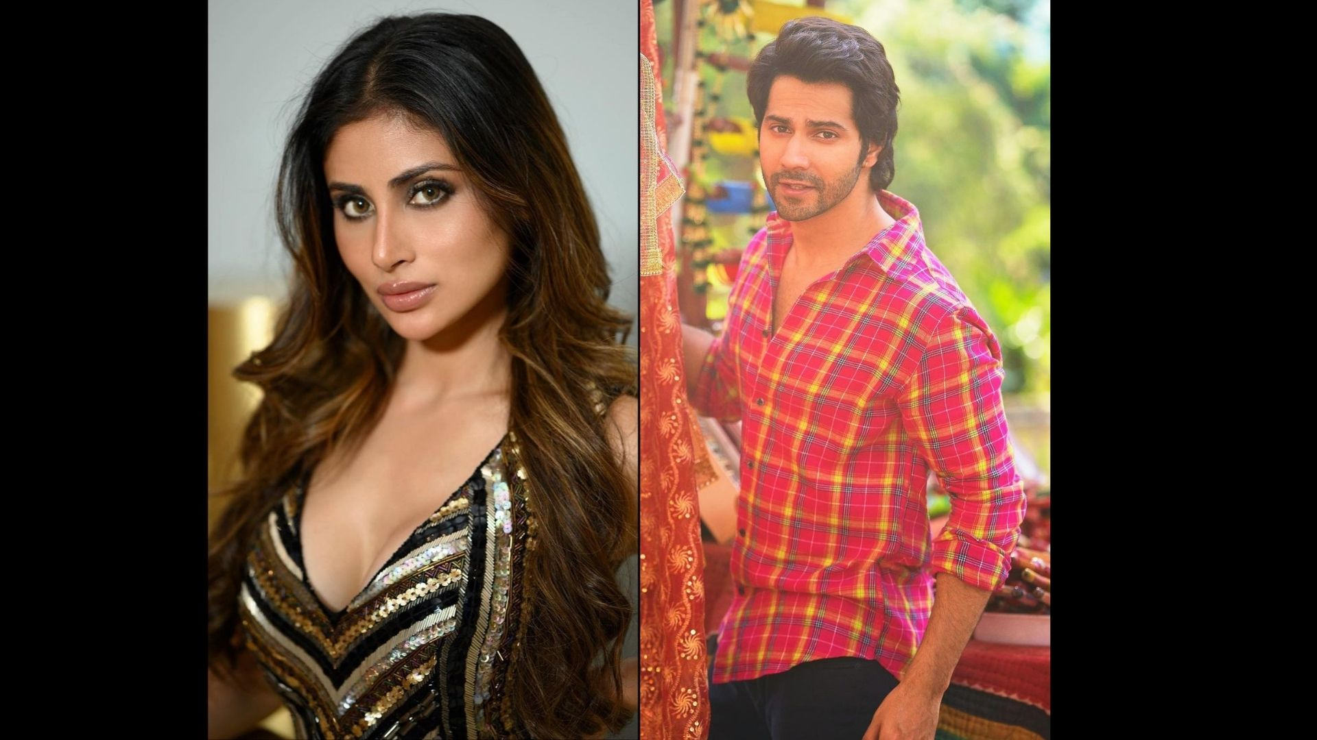 Varun Dhawan Reacts To Mouni Roy's Recent Sizzling Picture; The Price Of Her Dress Will Burn A Hole In Your Pocket