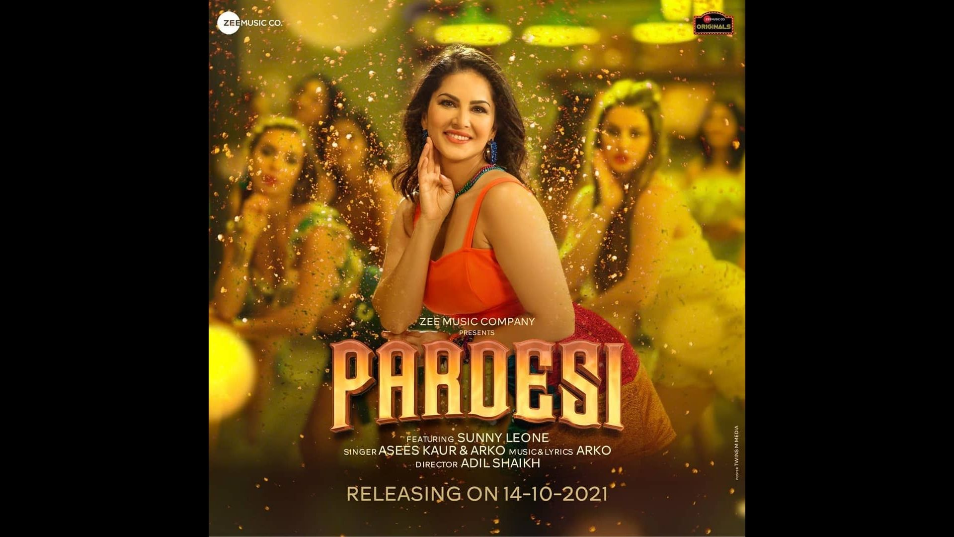 Pardesi Song Out: Sunny Leone Looks Ravishing; Her Mesmerizing Dance Moves Will Get You Grooving