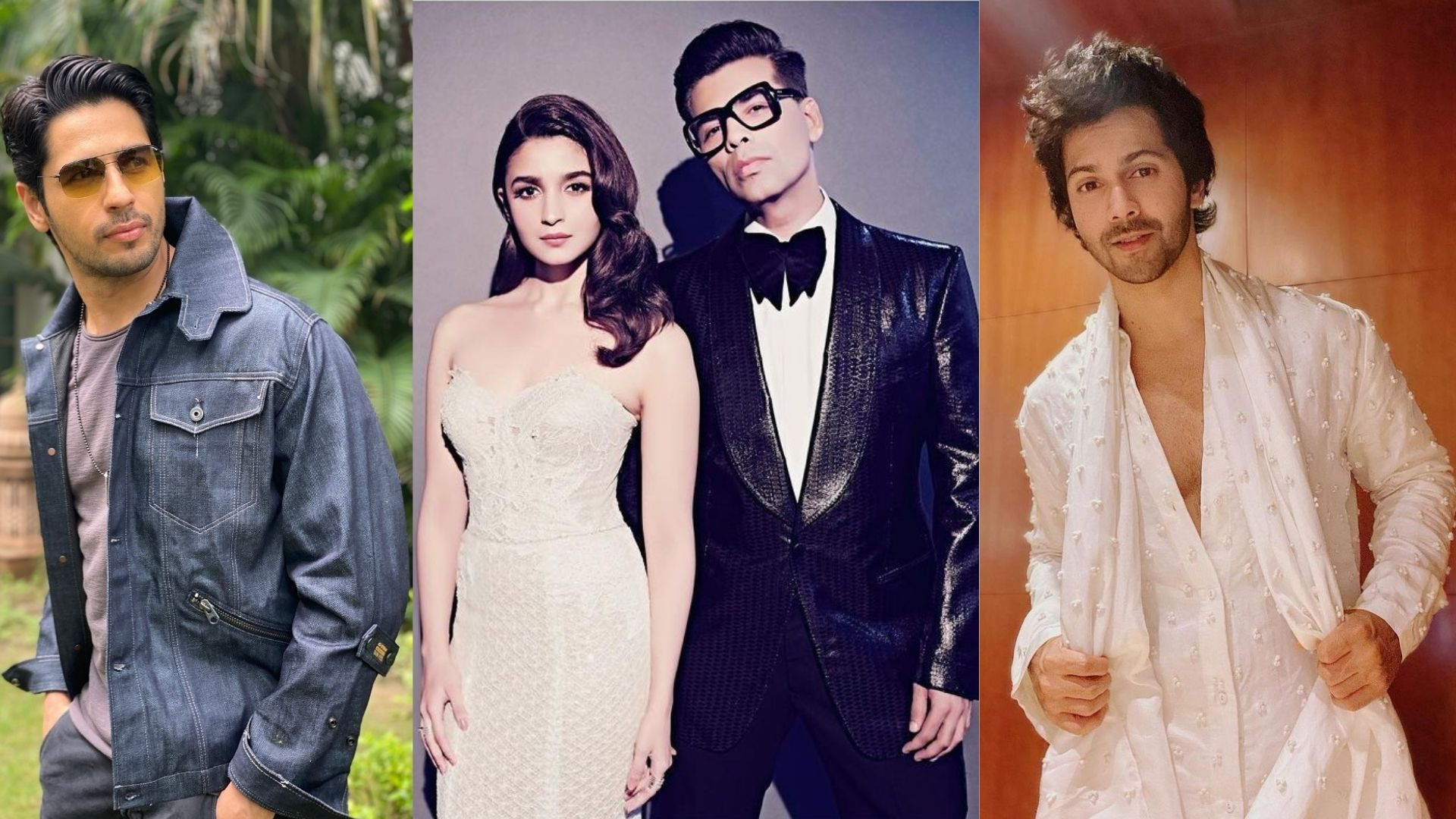 Student Of The Year Marks 9 Years: Alia Bhatt And Karan Johar Find A Cool Way To Connect With Students Varun Dhawan And Sidharth Malhotra