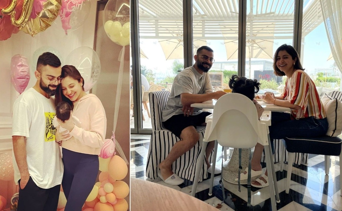 After Anushka Sharma, Virat Kohli Shares A Full Family Portrait; Neither Virushka Nor Vamika But THIS Cute Thing Stole Out Heart – KNOW What