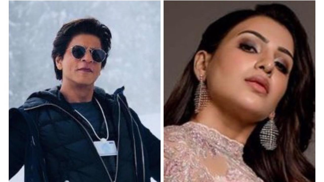 THIS the reason is why Samantha turned down a film offer with Shahrukh Khan