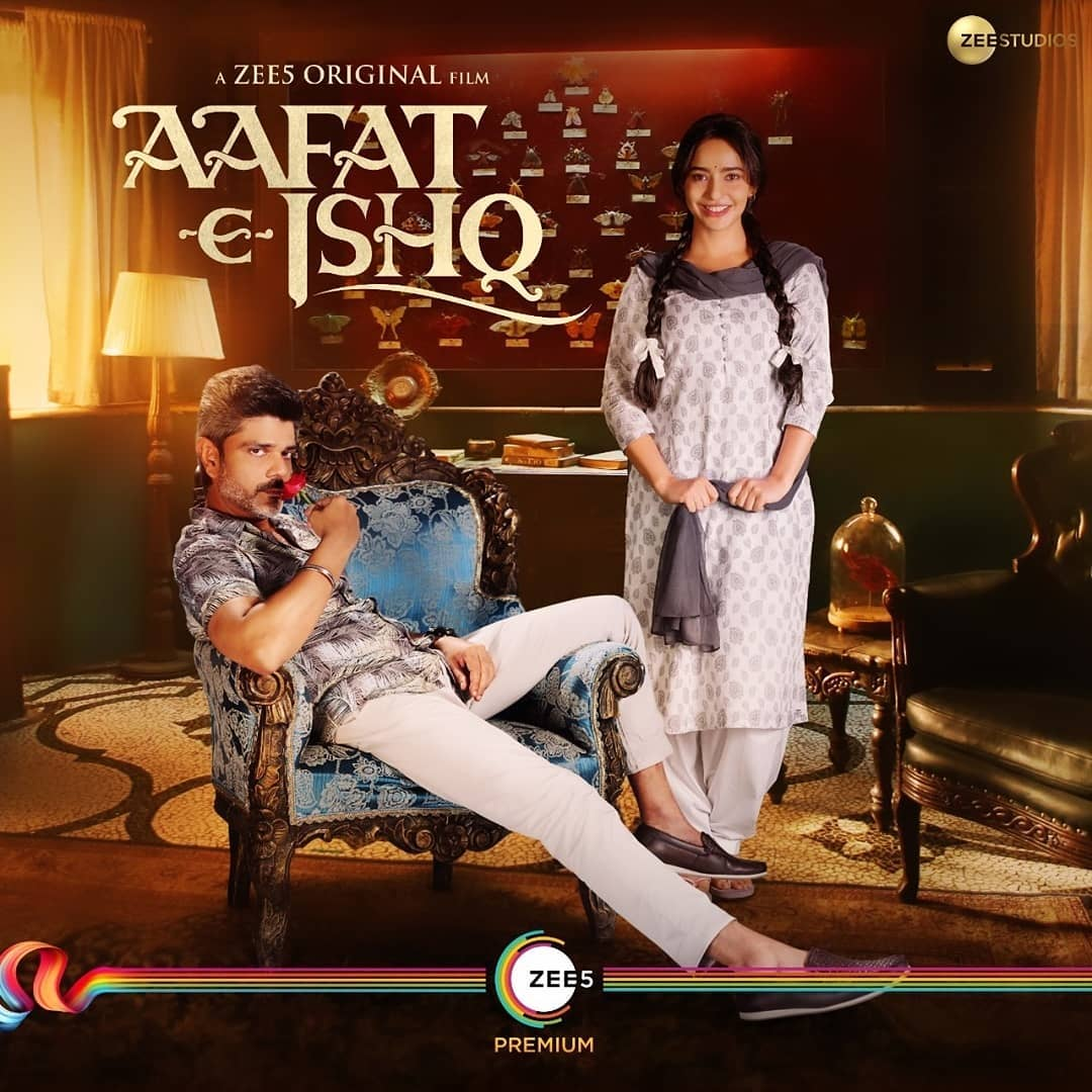 ZEE5 Original Aafat-E-Ishq Release Date Out; Neha Sharma, Namit Das Starrer To Hit The Platform On 'THIS' Date