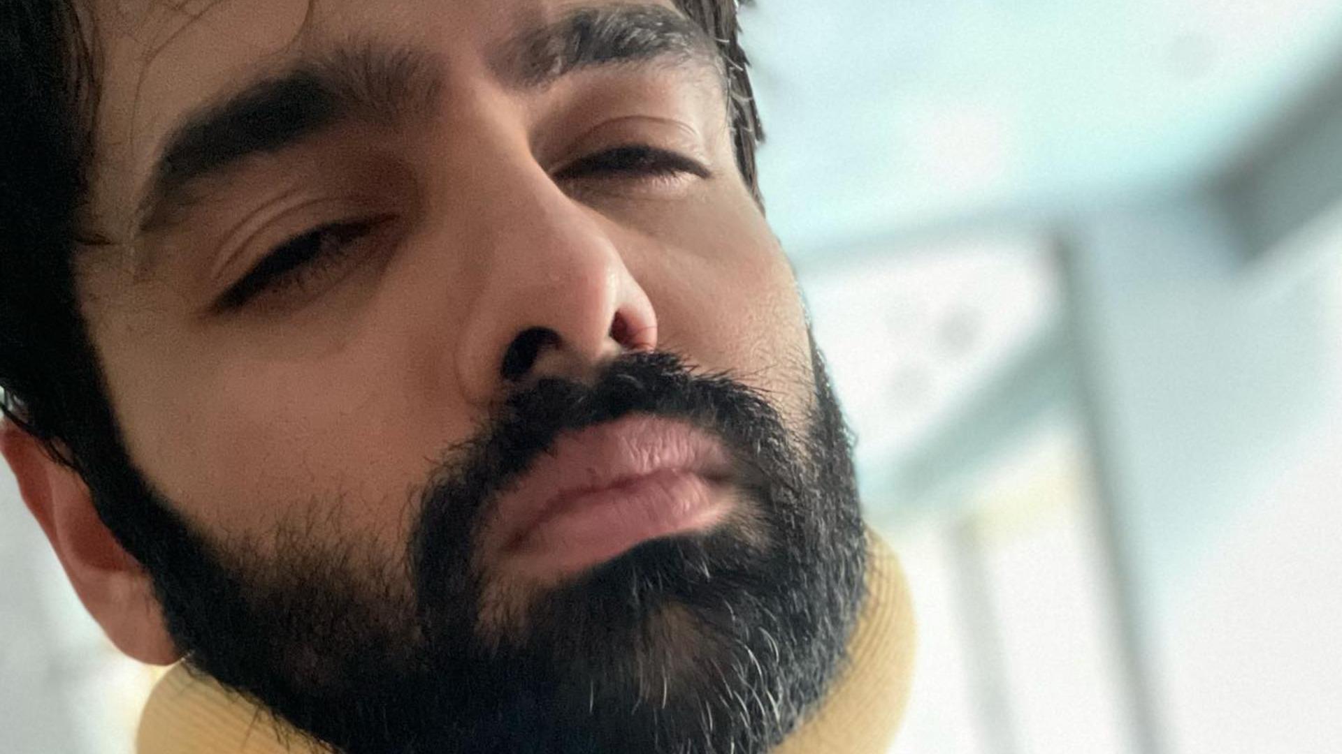 Ram Pothineni suffers a neck injury, putting his  RAPO19 shoot on hold
