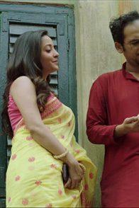 raima and ritwick chakraborty in shubho sharodiya